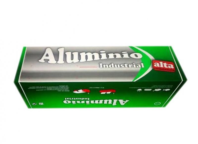 ALUMINIO EN ROLLO 30 CM 13 MICRAS
