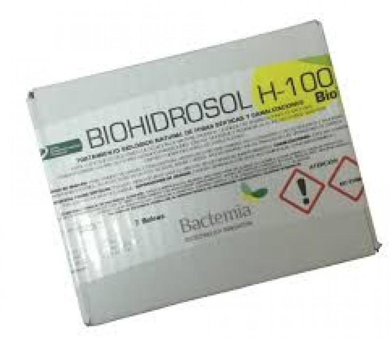 CAJA DE 7 BOLSAS BIOHIDROSOL H-100 FOSAS SÉPTICAS